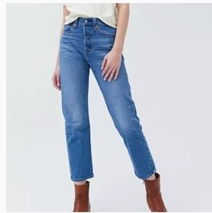 HP💗New LEVI'S Wedgie Straight